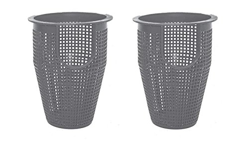 (2 Pack Pool Pump Replacement Basket For Pentair Intelliflo/Whisperflo 070387 B-199 )