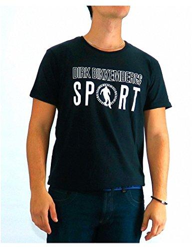 bikkembergs-tshirt-dirk-bikkembergs-sport-navy-v-neck-s-black