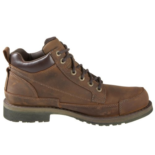 Skechers Mens Shockwaves Brown boots