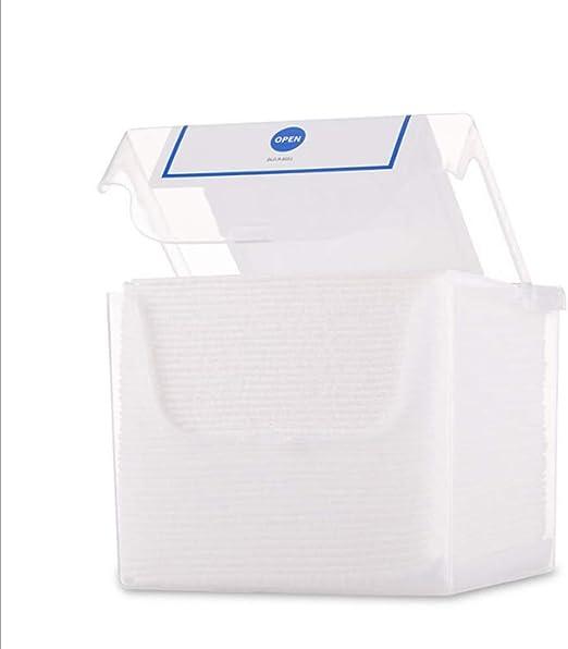 HBBOOI Toalla de Cara 100% del Tejido Facial algodón Suave Toalla for no Tejidos de algodón Tejido Facial desechable de Maquillaje de ratón faciales Suaves for desechable seco toallitas húm: Amazon.es: Hogar
