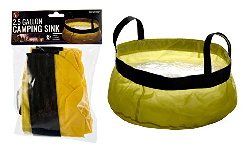 SE OD-WS126P Camping Sink, 2.5 Gallon by SE
