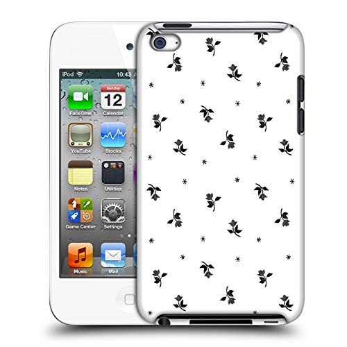 - Official EBI Emporium Tiny Tulips Patterns Hard Back Case Compatible for Apple iPod Touch 4G 4th Gen