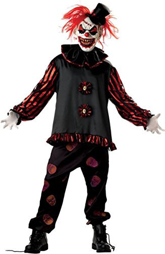 Carver The Clown Costume (Morris Carver The Killer Clown)