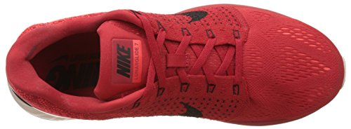 da brght Lunarglide Nike Rosso Uomo 7 Red Scarpe 601 Rot Unvrsty Blk sl Ginnastica Crmsn 7tU7CdwcFq
