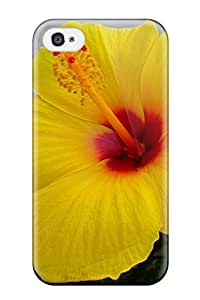 TYH - Fashionable Style Case Cover Skin For Iphone 6 4.7- Flower phone case