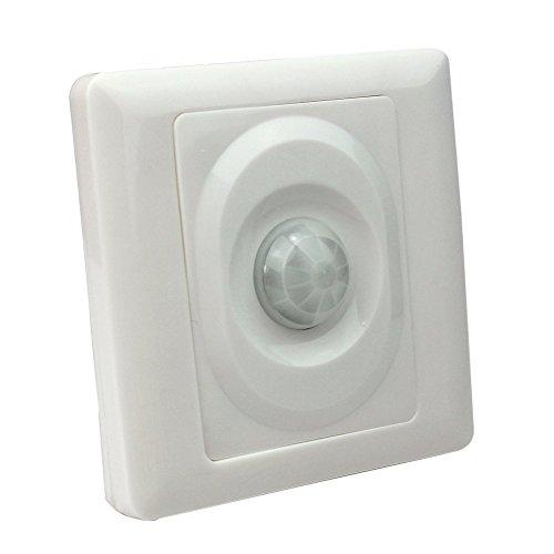 Atoplee 1pcs 110v Infrared Ir Automatic Human Motion Sensor Light Switch