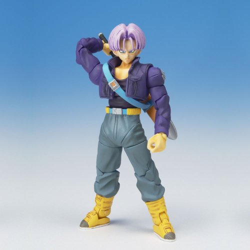 Dragonball Z BanDai 4 Inch Hybrid Action Figure Future Trunks (Future Trunks Action Figure compare prices)