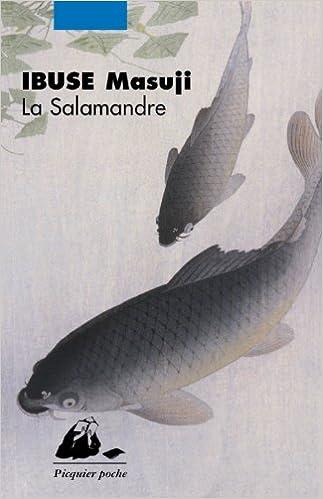 Ibuse Masuji - La salamandre sur Bookys