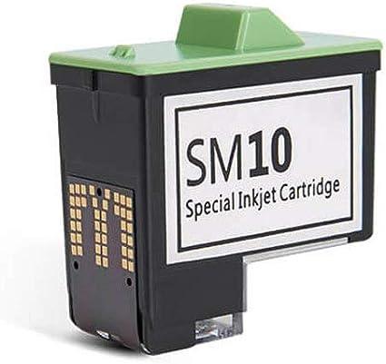 Amazon.com: REPLEACEMENT cartucho de tinta (SM10) para ...