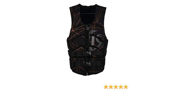Ronix 2019 Kinetik Comp Vest Black//Copper