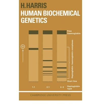 Download [(Human Biochemical Genetics)] [Author: Henry Harris] published on (July, 2010) ebook