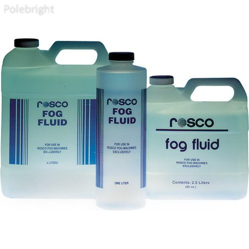 Stage and Studio Fog Fluid - 1 Liter - Polebright ()