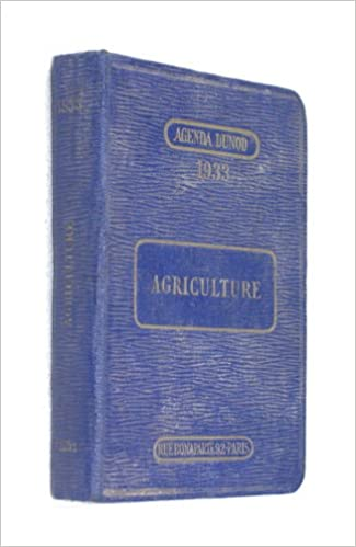 Free 17 Day Diet Book Download Agenda Dunod 1933 Agriculture Aide