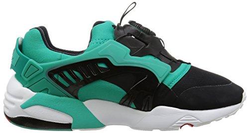Puma - Disc Blaze Electric Green-Black - Sneakers Men