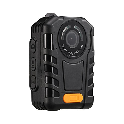 LBTech 1296P HD Police Body Camera for Law Enforcement With 2 Inch Display, Night Vision, Waterproof, with 64GB Built-in Memory by LBTech