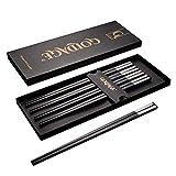 Foster (Goldage) 5-Pairs Fiberglass Dishwasher-safe Chopsticks
