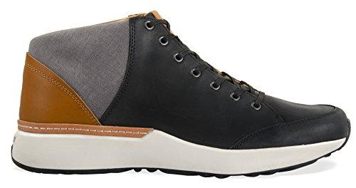 TSUBO Kenson Mid Sneaker- Black pw5vHTk