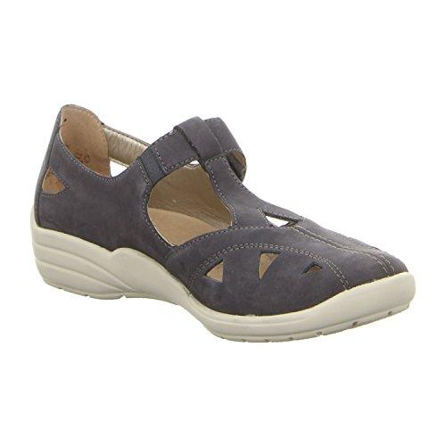 Remonte Mujeres Zapatos llanos azul, (pazifik) R7616-14 pazifik