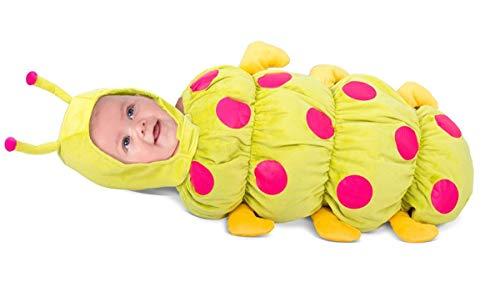 Costume Ideas For 3 (Princess Paradise Caterpillar Crawler Child's Costume,)