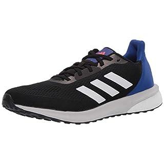 adidas Men's Astrarun M Sneaker, core Black/FTWR White/Solar Red, 10.5