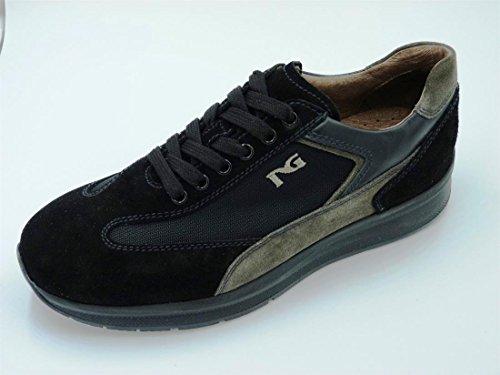 Sneaker Herren Nero Giardini Schwarz Niedrige 5qSwtxC