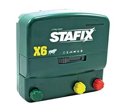 Stafix X Series - 6 Joule Dual Purpose Energizer
