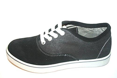 Ricosta , Chaussures de ville à lacets pour garçon Noir Noir 33