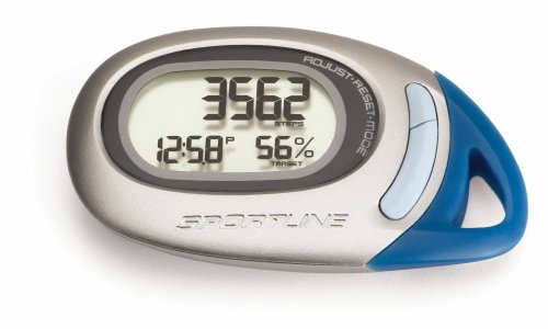 Sportline 370 Traq Motion Sensor Pedometer Monitors With ...