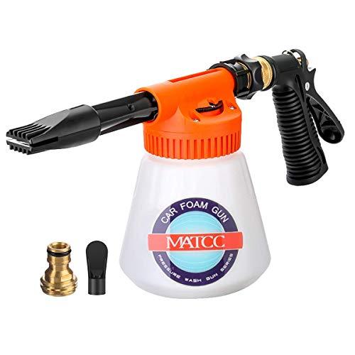 MATCC Car Foam Gun