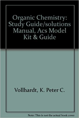 Organic chemistry study guidesolutions manual acs model kit organic chemistry study guidesolutions manual acs model kit guide 5th edition fandeluxe Image collections
