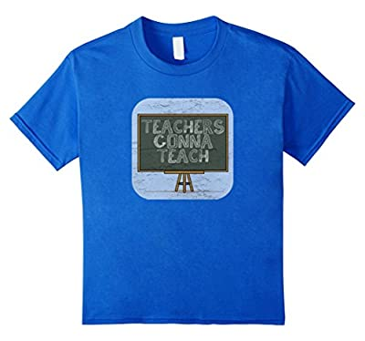 Funny Novelty T-Shirt For Teachers And Students