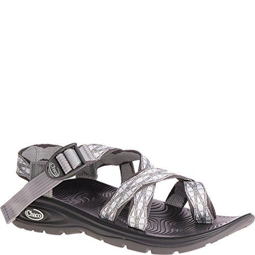 Chaco Women's Zvolv 2 Sport Sandal, Swell Nickel, 7 Medium US by Chaco