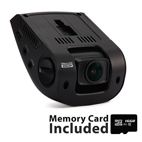 (Rexing V1 3rd Generation 4K UHD WiFi Car Dash Cam 2.4