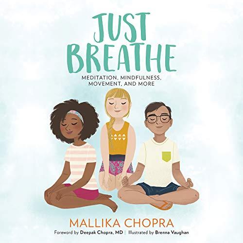 Just Breathe by Hachette Audio