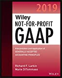 img - for Wiley Not-for-Profit GAAP 2019: Interpretation and Application of Generally Accepted Accounting Principles book / textbook / text book