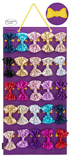 Hanging Storage Organizer Headband Barrettes product image