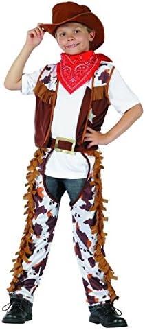 Disfraz cowboy niño - 10-12 años: Amazon.es: Juguetes y juegos
