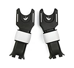 Bugaboo Cameleon car seat adapters accommodate select infant car seats making the Bugaboo Cameleon stroller adaptable for Maxi-Cosi infant car seats; Allowing parents to make it quick and simple to go from the car to the stroller.