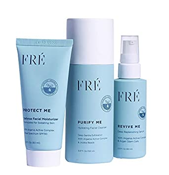 123FR Set For Active Women, Formulated for Skin that Sweats