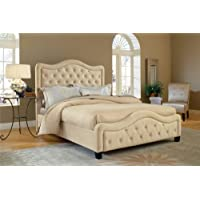 Trieste Bed Set -  Cal King - w/Rails - Hillsdale 1566BCKRT