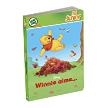 LeapFrog Tag Junior Book: Winnie the Pooh (French Version)