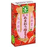 森永製菓 あまおう苺キャラメル 12粒 5箱