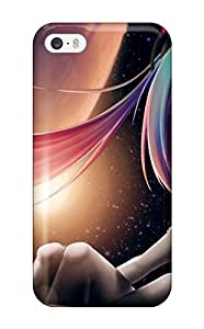 New Style hatsune miku vocaloid hair anime girls Anime Pop Culture Hard Plastic iPhone 5/5s cases