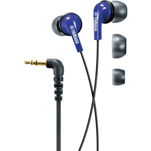 Yamaha EPH C200BU In Ear Headphones