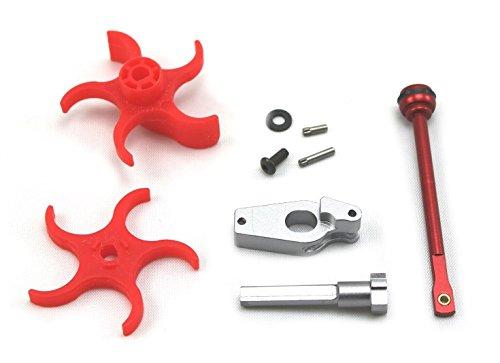 Feed Mod Kit (Paintball Feeder System Tippmann Cyclone upgrade Mod Kit Aluminum Alloy A-5 A5 X7 GOLD)