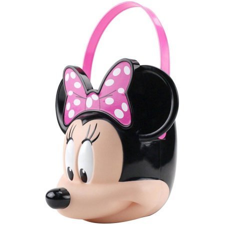 (Disney Minnie Mouse Halloween Candy Pail by Walmart)