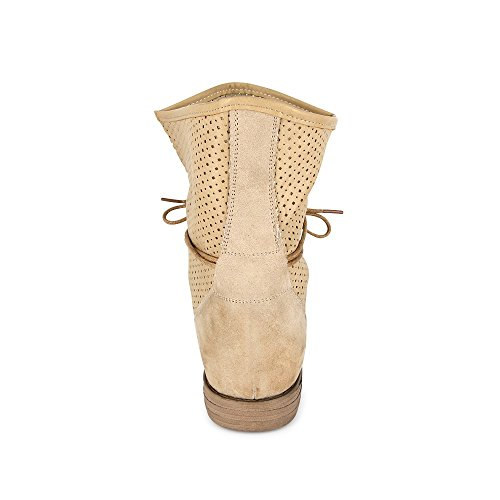 Fitters bottines pour femme mia bottines simili narbenoptik beige
