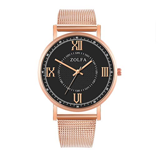 Luxury Watches Quartz Watch Stainless Steel Dial Casual Bracele Watch