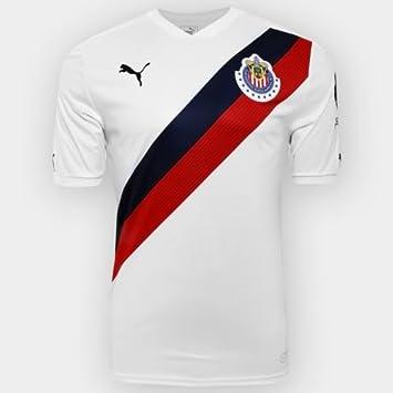 3397e9f8 Liga MX Club Deportivo Guadalajara Away Puma Jersey 2016-2017 (S):  Amazon.ca: Sports & Outdoors