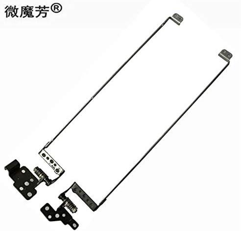 Laptops Replacements LCD Hinges Fit For Toshiba Satellite L750 L750D L755 L755D P//N:FBBLB033010 FBBLB034010 Laptop Hinges